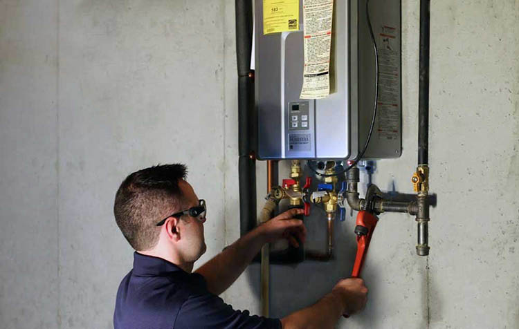 Why Tankless Water Heaters Are A Great Choice