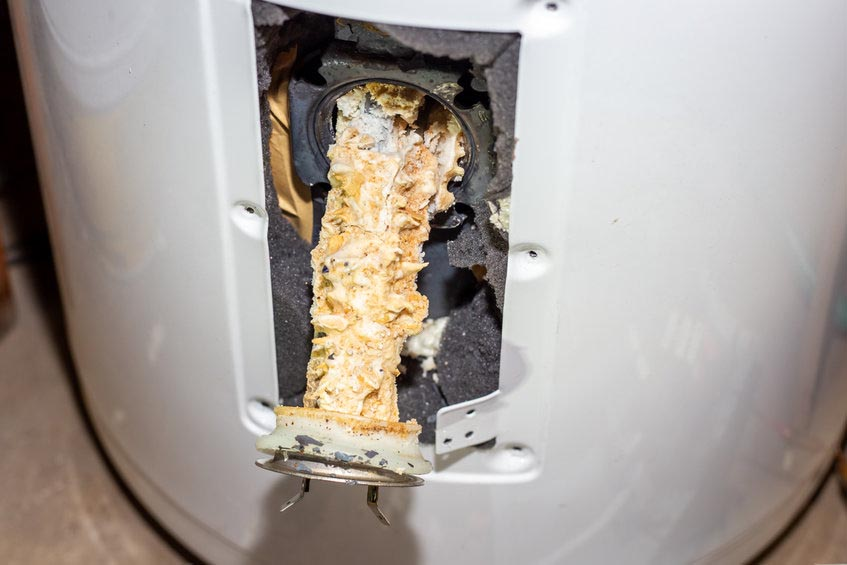Causes of Sediment Buildup in Your Heater