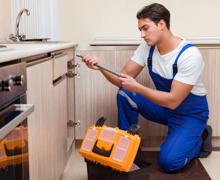 plumbing repairs in Wilton, CT